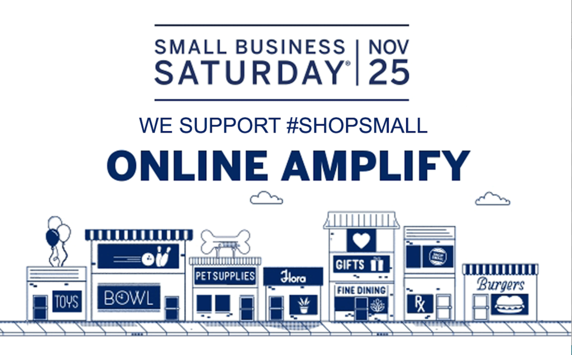 Shop Small Online Amplify
