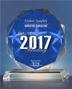 2017 Best Marketing Consultant Online Amplify